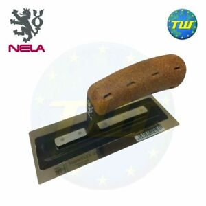 NELA-Midget-NelaFLEX-Trowel-MARK-2-Premium-Plastering-Trowels-8x3in-10882008BK