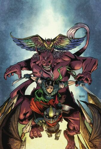 OF 6 Cover A ZUCKER IDW PUBLISHING 10//2//2019 EB77 CANTO #5