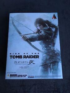 Lara Croft Figurines d'action La montée du tombeau Raiders Arts Kai Square Enix