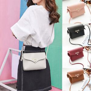 Women Leather Handbag Shoulder Lady Cross Body Bag Tote Messenger ... 19b7cb2e6685a
