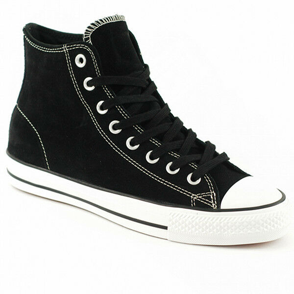 Converse Cons CTAS Hi Black White
