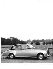 2 ROLLS ROYCE SILVER CLOUD II SALOON LWB ORIGINAL PRESS PHOTO 'brochure related'