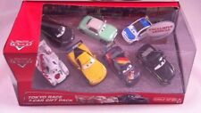 Disney Cars TOKYO RACE Gift Pack Die Cast Vehicle Lot Bruce Boxmann Exclusive