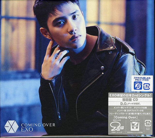 EXO-COMING OVER (D.O. VER.)-JAPAN CD Ltd/Ed C94
