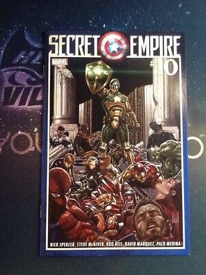 of 10 Vf/nm Secret Empire #10 cbw081