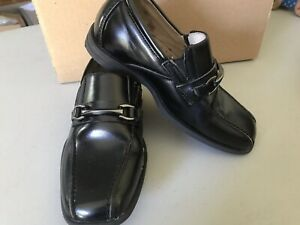 Florsheim Kids Boys Dress Shoes Black