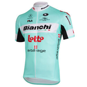Vermarc-Bianchi-Lotto-Team-Short-Sleeved-Long-Zip-Cycling-Jersey-2013-Green