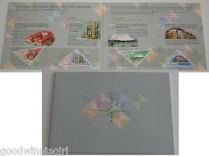 2000 Hong Kong Museums & Libraries Stamp Persentation Pack*=