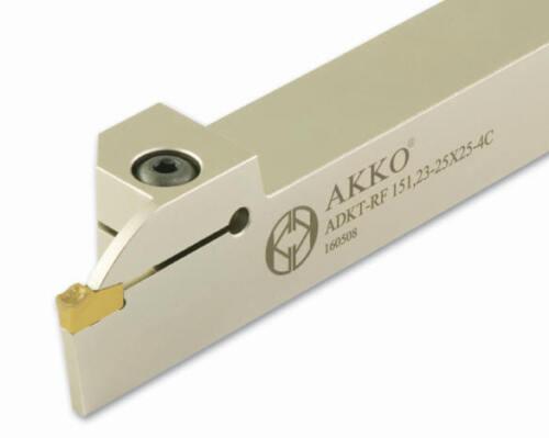 AKKO Stechhalter für WSP Typ Sandvik 151.2-300 2020 Linksausführung
