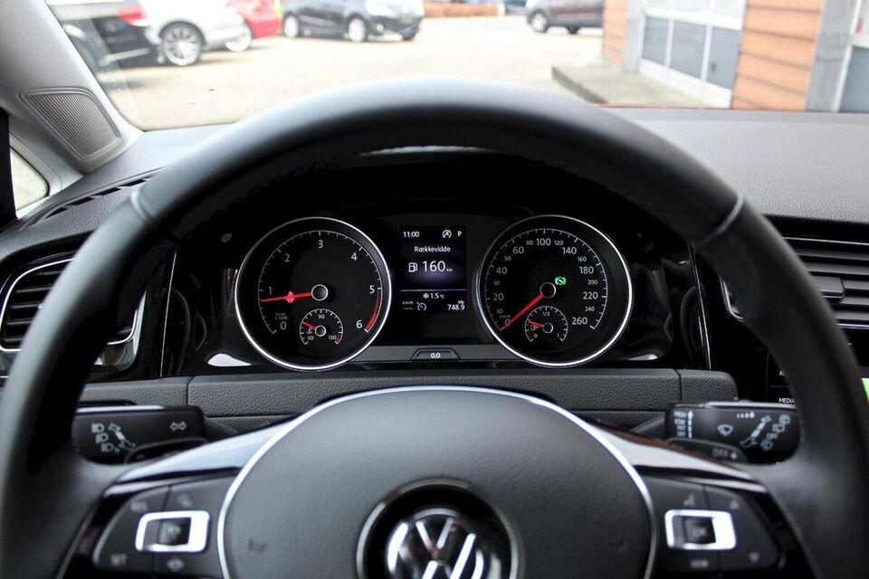 VW Golf VII 2,0 TDi 150 Highl. Variant DSG Diesel aut.