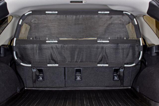 Car Dog Barrier: Bushwhacker Paws N Claws Cargo Area Dog Barrier For SUV
