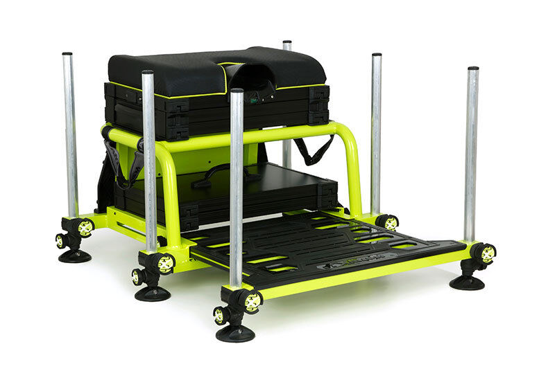 Matrix S25 Superbox Lime Edition Seatbox Brand New 2018 - Free Delivery