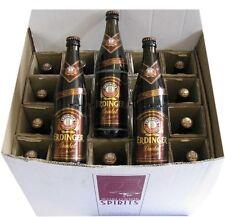 20 Flaschen Erdinger Weißbier Dunkel 0,5l - Bier aus Bayern 5,6% vol.