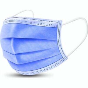 Medizinische Mundschutz Maske CE Zertifiziert EN14683 Einweg 3-Lagig OP Maske