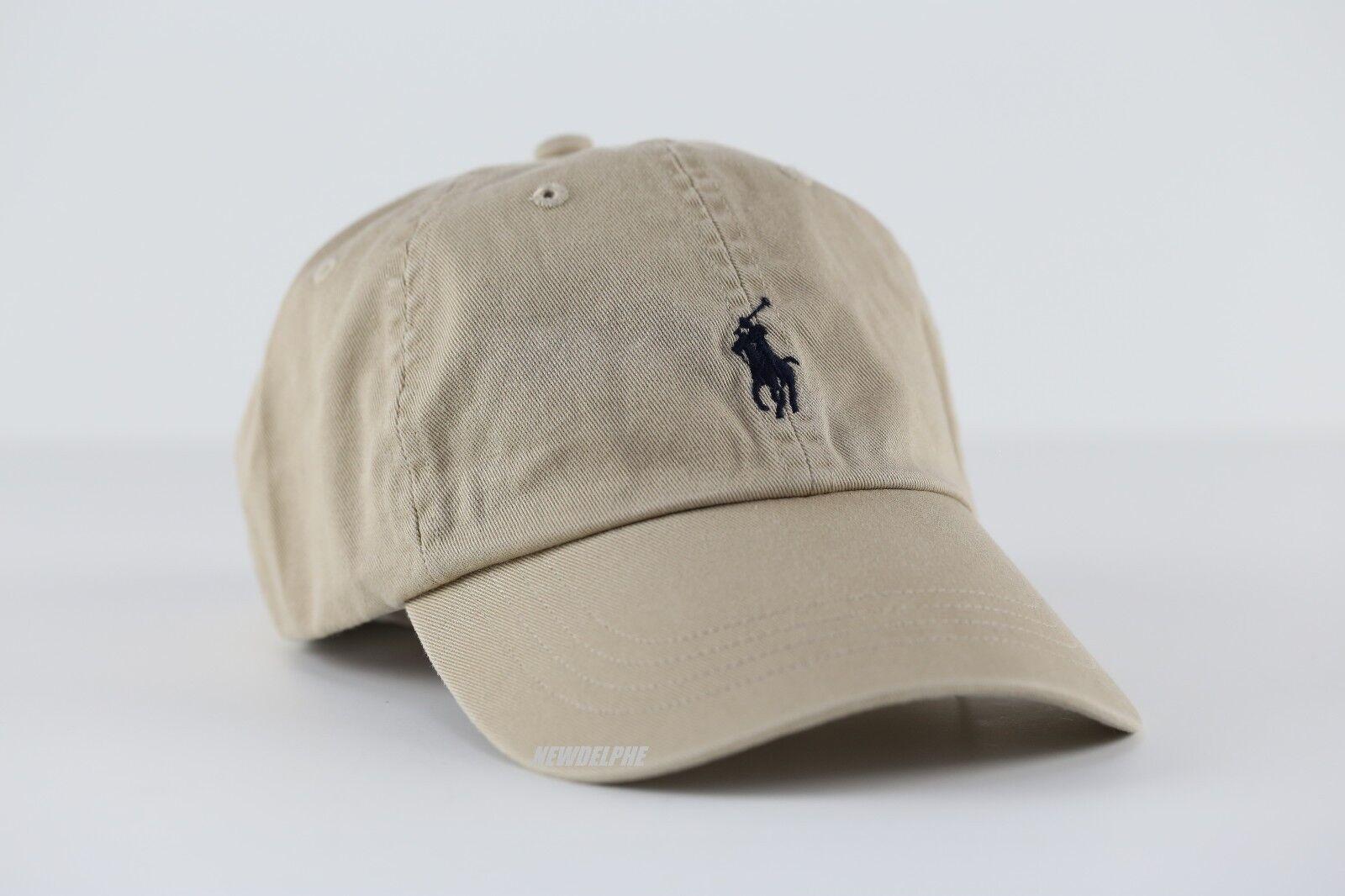 7e5cfcd4f555b6 Polo Ralph Lauren Men Classic Logo Baseball Cap One Size 710589444003 Nubuck  for sale online | eBay