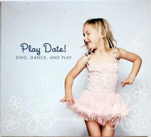 Play Date Sing Dance Play Pottery Barn Music Cd Ebay