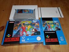 Battletoads/Double Dragon OVP/CIB UKV SNES Super Nintendo