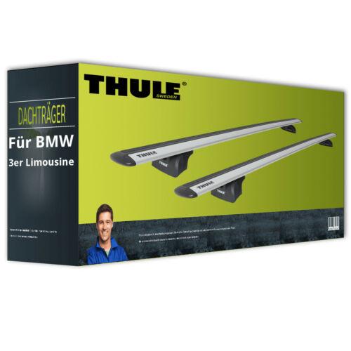 für BMW 3er Limousine Typ G20 NEU Dachträger Thule WingBar EVO Aluminium