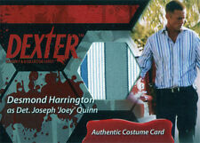 Dexter Seasons 7 & 8 Costume Wardrobe Card C10 Desmond Harrington Joey Quinn V1