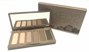 Urban-Decay-Naked-2-Basics-Eye-Shadows-Palette-New-In-Box-100-Authentic