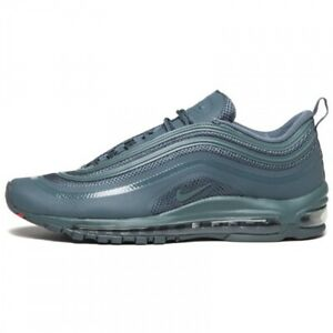 NIKE Air Max'97 Hyperfuse Verde Oliva Para Hombre 8 ejecuta
