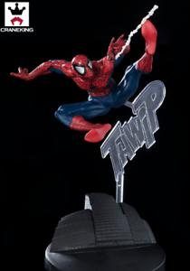MARVEL-CREATOR-CREATOR-SPIDER-MAN-figure-BANPRESTO-from-JAPAN