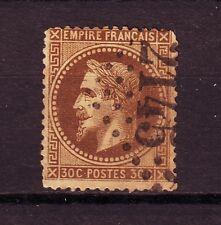 Frankreich, France: Michel-Nr. 29b, Napoleon, Lorbeerkranz, schöner Stempel 2145