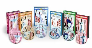 Wu-style-Traditional-Taijiquan-Tai-Chi-Complete-Set-Series-by-Li-Bingci-10DVDs