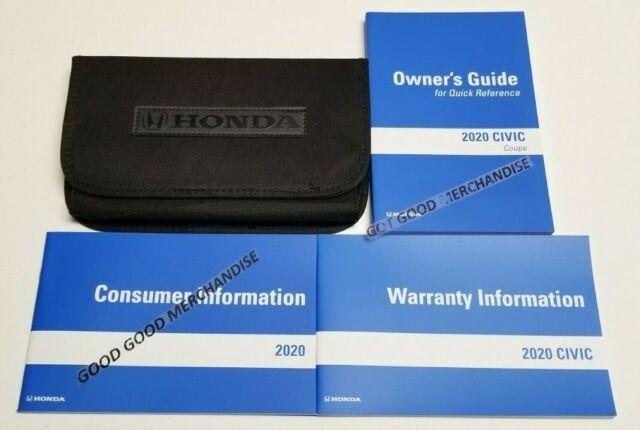 2020 Honda Civic Sport Manual Manual Guide