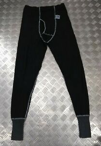 Genuine Swedish Army Cold Weather Thermals Long Johns Elastic Waist Over Dyed