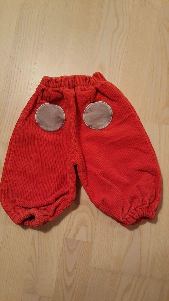 Bukser, Fløjls bukser, Krutter