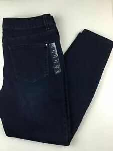 d864cc5af Women's Maurices Ever-Flex High Rise Jean's Size 16 Regular Dark ...