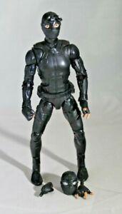 "Marvel Legends Spider-Man Far From Home Stealth Suit 6/"" Figure Loose NO BAF NEW"