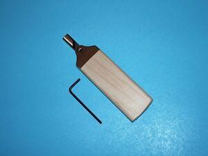 Größe Stifte Peg Rasierer Shaver Gitarrenbauer 3//4 4 Werkzeug Geige Violine//Alt