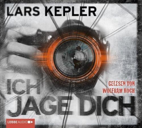 1 von 1 - Ich jage dich / Joona Linna Bd.5 von Lars Kepler (2015) Neuwertig