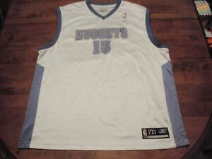 2275e1df7 Carmelo Anthony Denver Nuggets Reebok NBA Jersey  15 Men 2XL (Double ...