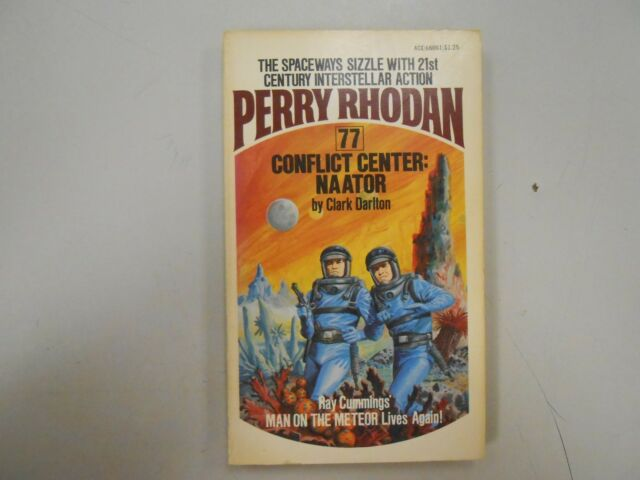 1974 Perry Rhodan #50: Attack from the Unseen: Clark Darlton Ace Books E-90