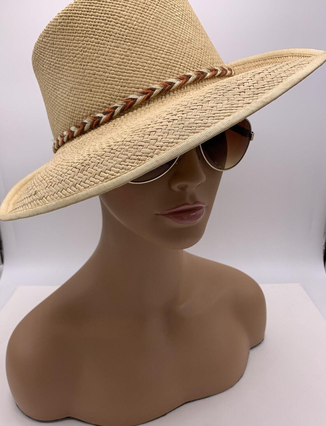 Resistol Straw Hat, Soft Straw Hat, Comfortable S… - image 1