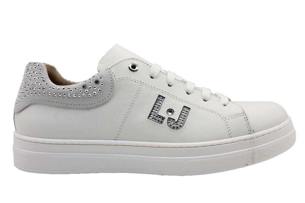 Liu Jo Girl L4A4 20315 0076X860 Bianco Sneakers shoes women Calzature Comode