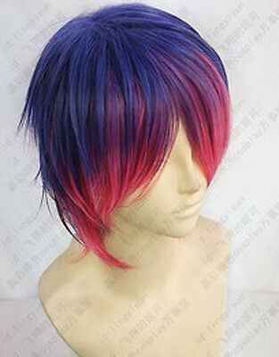 Panty&Stocking Stocking Male Boy Version Cosplay wigs +wig cap