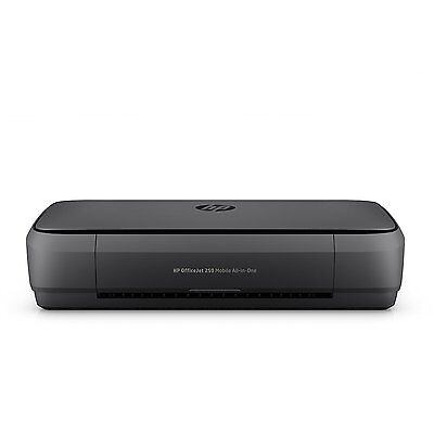 HP OfficeJet 250 Mobiler Tintenstrahl-Multifunktionsdrucker - Kopierer USB WLAN