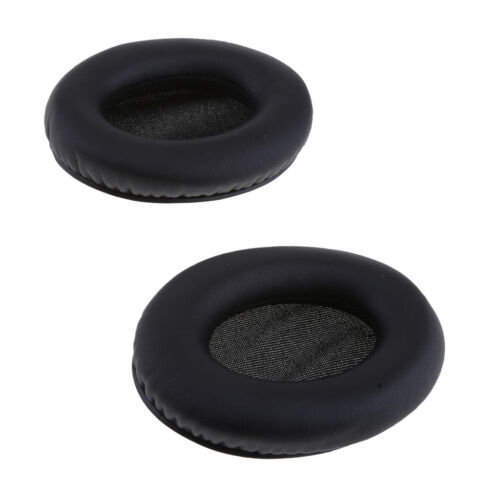 2x Replacement Ear Pad Cushion Cover Earpad for ATH-ANC7 ANC9 ANC27 ANC29