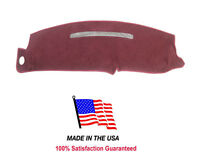 1997-1999 Chevy Tahoe Dash Cover Burgundy Carpet Ch75-10.5 Usa Made