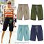 Plus-Size-Knee-Length-Pants-Women-Summer-Elastic-Waist-Lace-Up-Short-Pants thumbnail 3