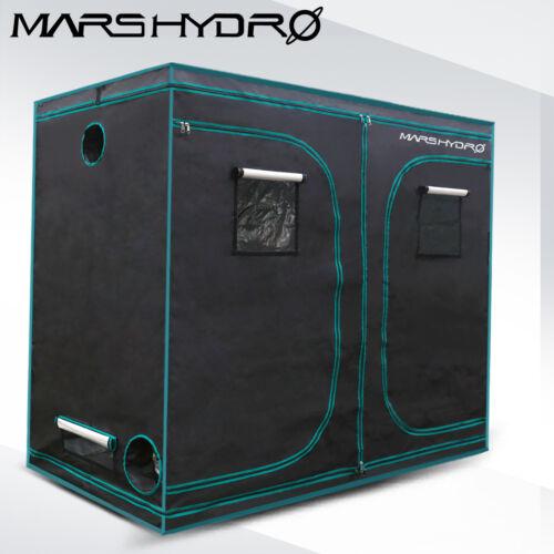 Mars Hydro 240x120x200cm Indoor Grow Tent Growbox Gewächshaus Zuchtzelt Growzelt