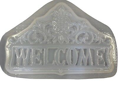 Roman Crown Plaque Cement Plaster Concrete Garden Mold 7152 Moldcreations