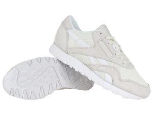 REEBOK Classic Nylon Sail Away Damen Sneaker Turnschuhe Freizeit Schuhe