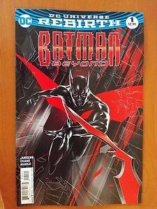 6 # 2 Vol 1st Print Martin Ansin Variant Cover DC Batman Beyond