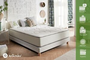 Naturalex-Soft-Sensation-Hypoallergenic-Memory-Foam-Mattress-30cm-All-Sizes