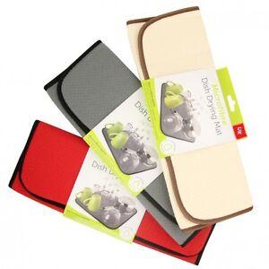 40-X45cm-Microfibre-Dish-Drying-Mat-Kitchen-Sink-Drainer-Tea-Towel-Absorbent-UK